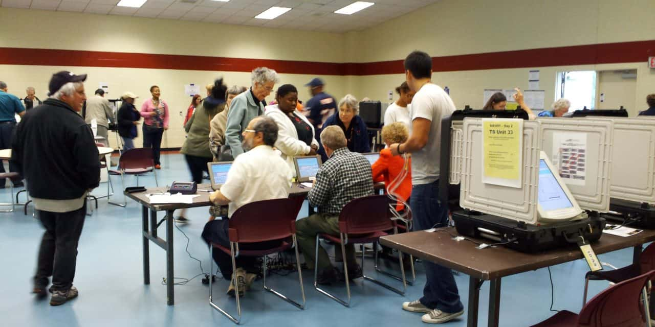 Early Voting in Silver Spring ends tomorrow