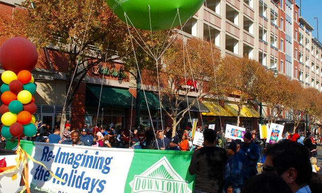 Montgomery County Thanksgiving Parade