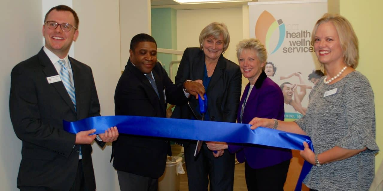 Healthcare services provider expands Silver Spring facilities