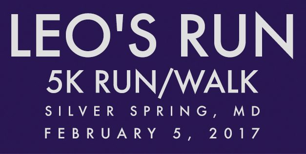 Registration for Leo's Run benefit now open