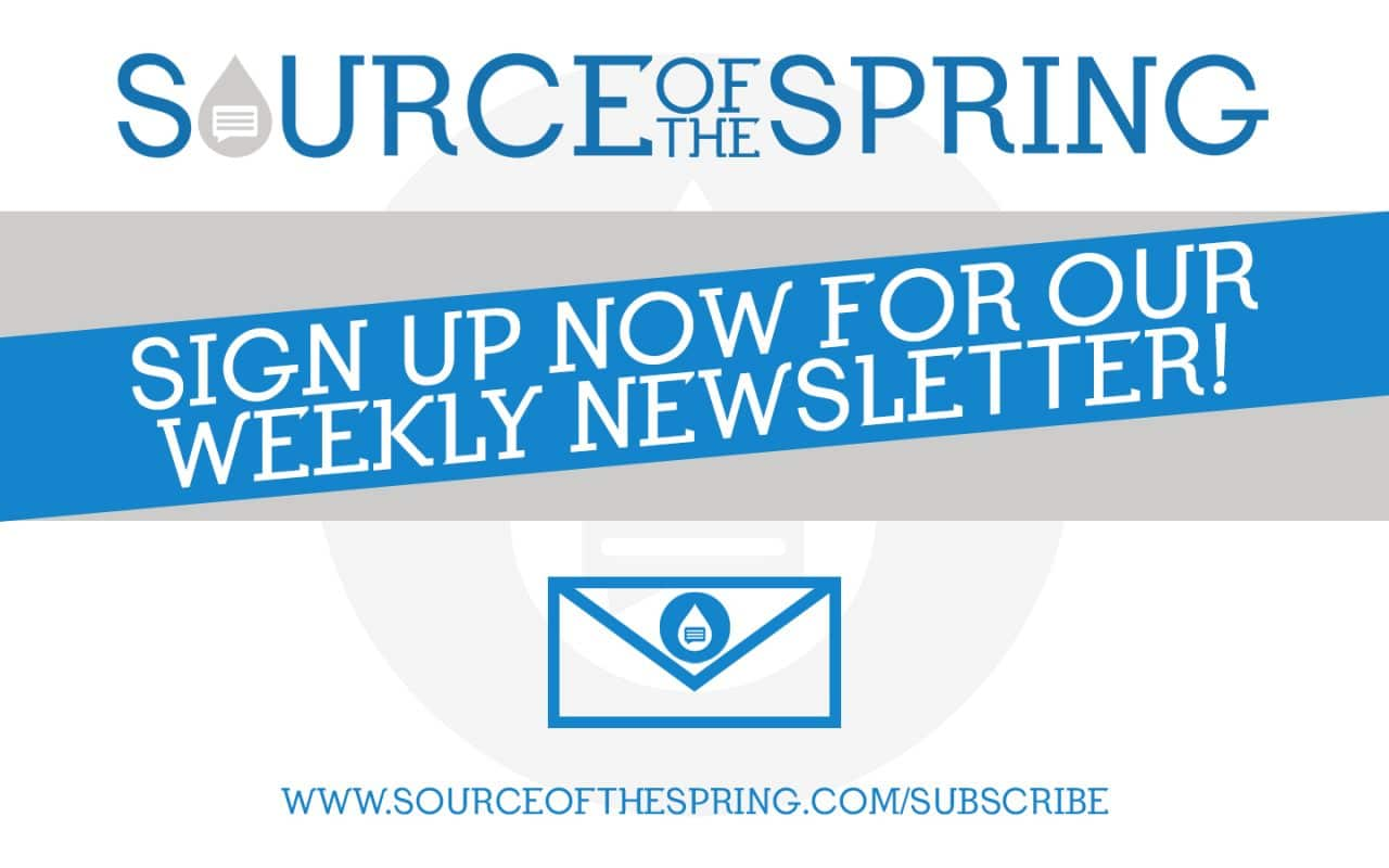Subscribe to our Weekly Update Newsletters