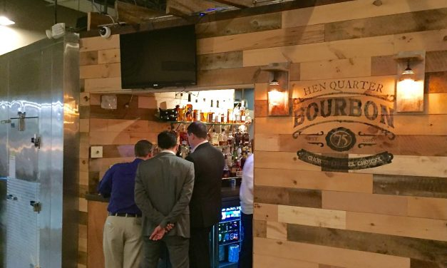 Hen Quarter holds grand opening