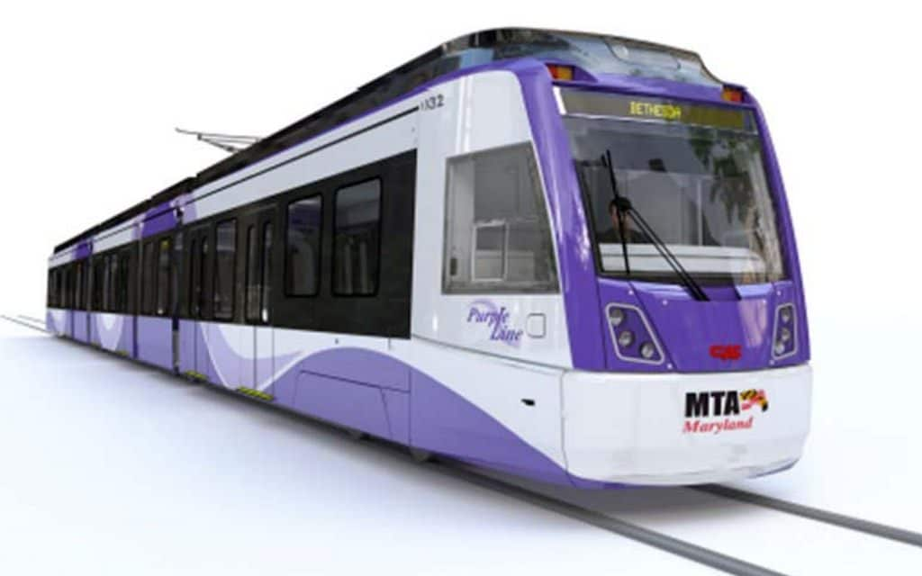 Maryland Suspends Purple Line 'Key Elements'