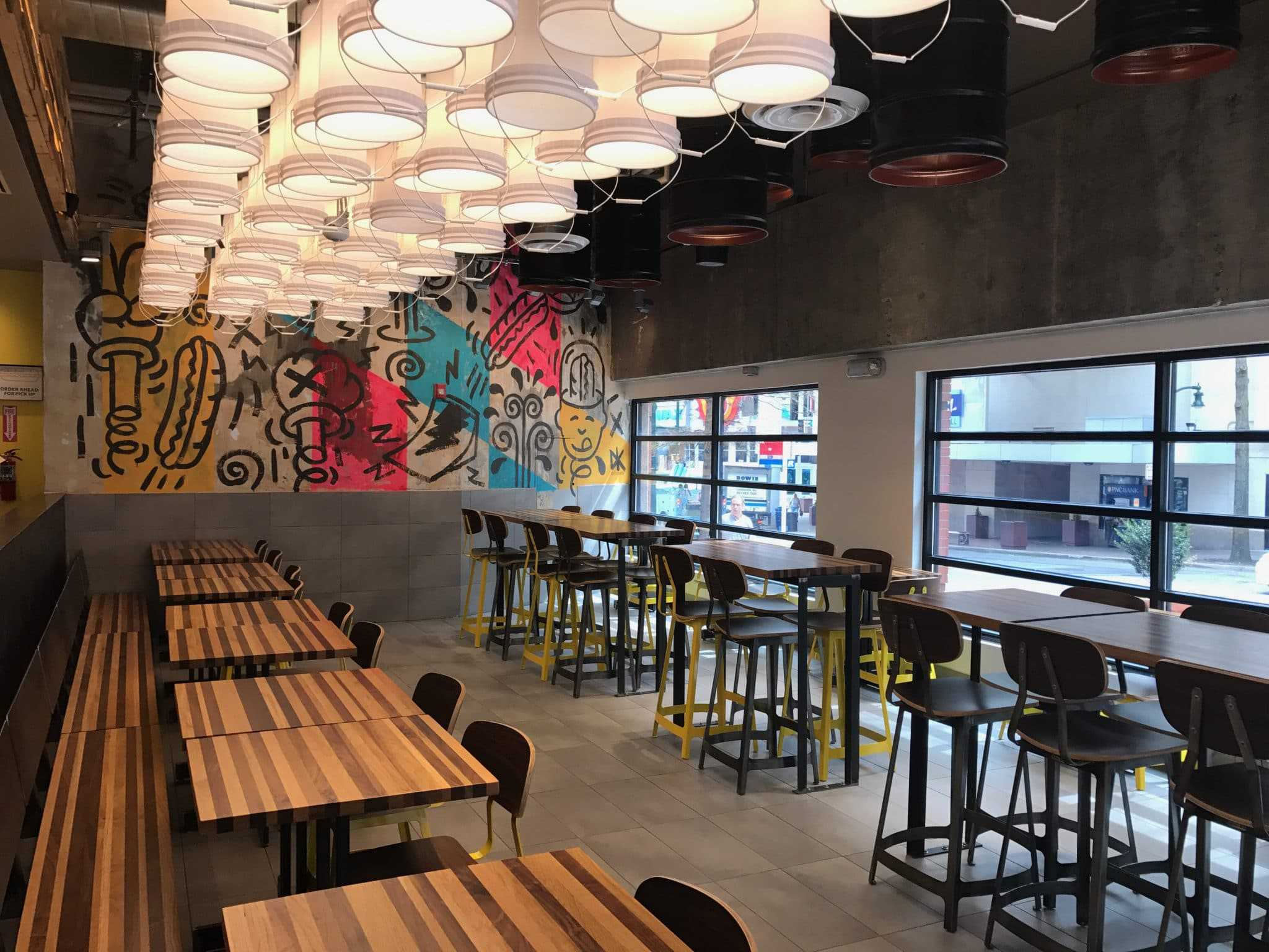 Taylor Gourmet in Silver Spring will open today