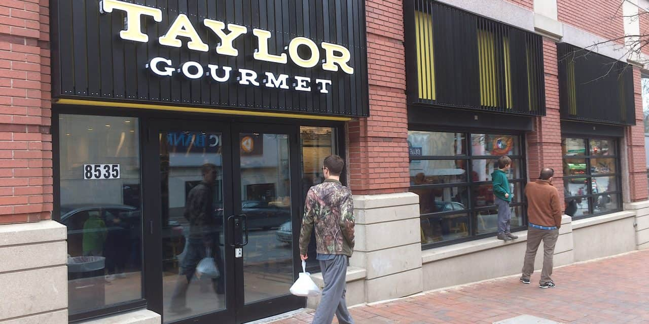 Report: Taylor Gourmet to Close All Locations