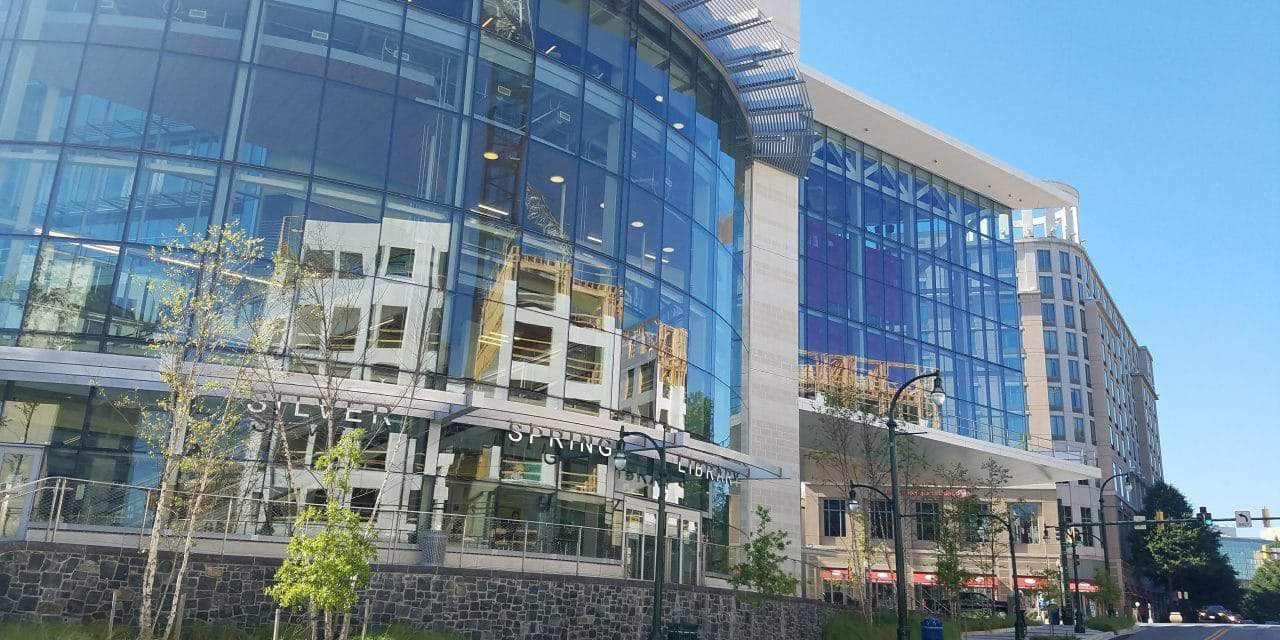 Silver Spring Library will have extended summer hours