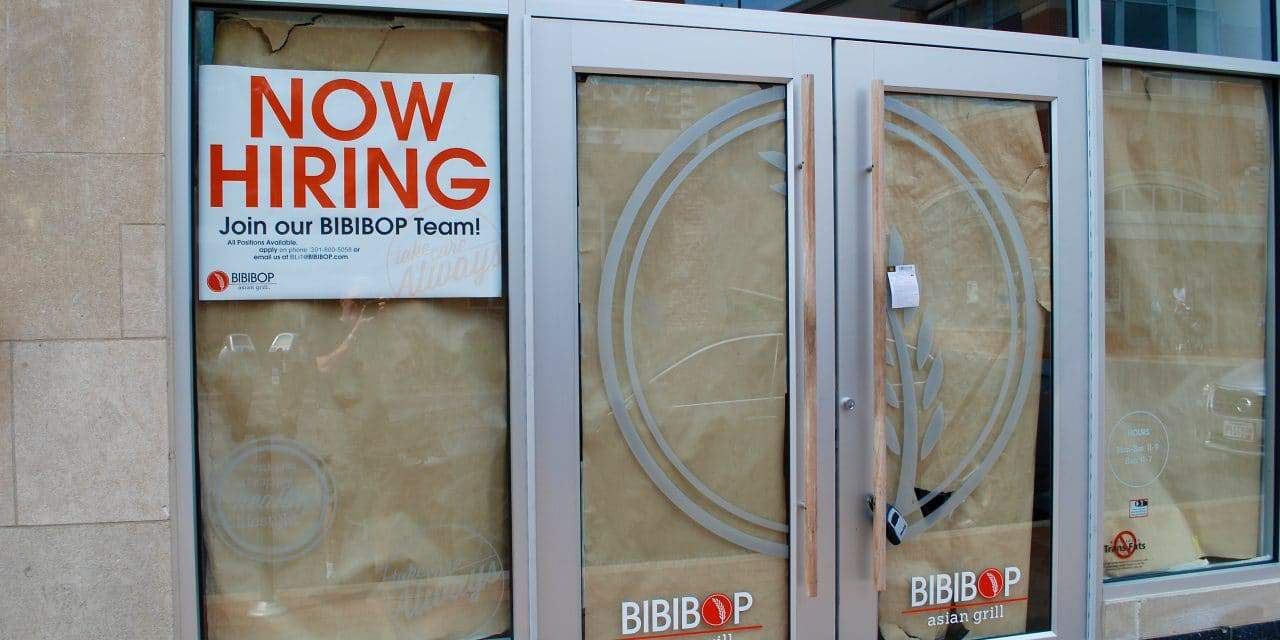 Bibibop restaurant will open in Silver Spring tomorrow morning