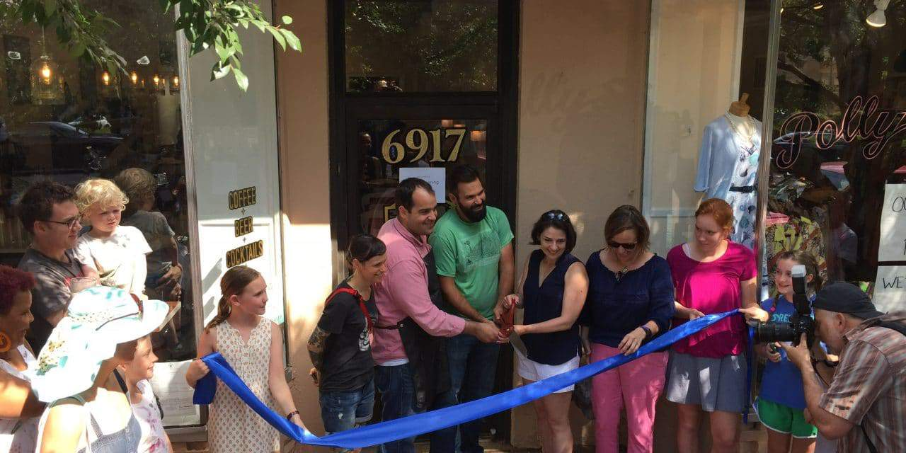 Takoma Beverage Co. holds grand opening ceremony