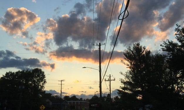 #SourceSunsets: Four Corners
