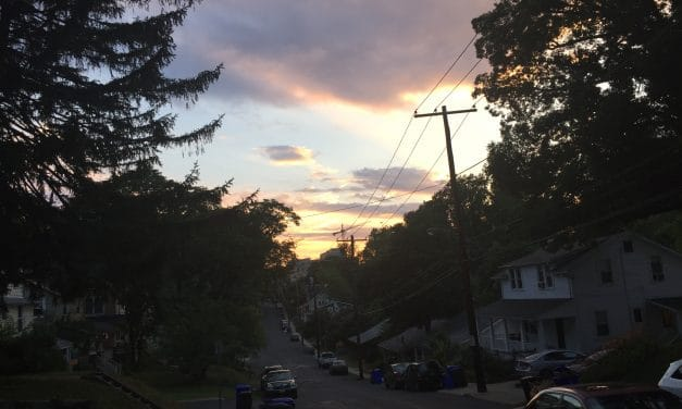 #SourceSunsets: Silver Spring Avenue