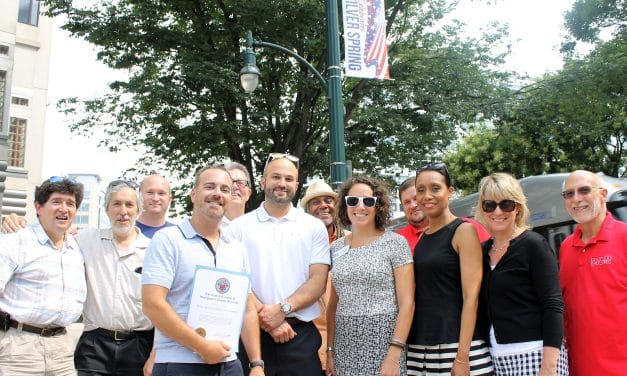 Downtown Silver Spring banners unveiled
