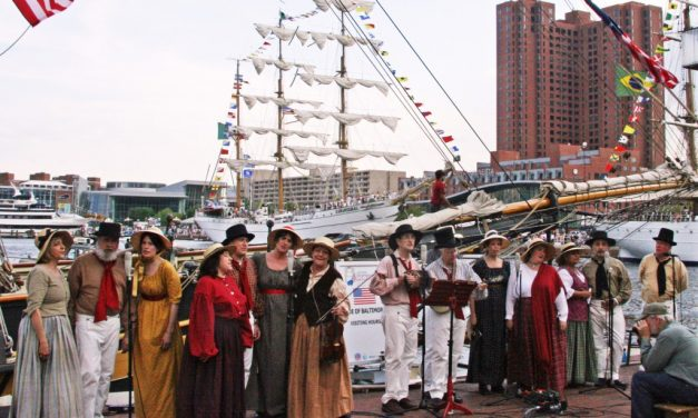 Maritime Voices aboard USS Constellation
