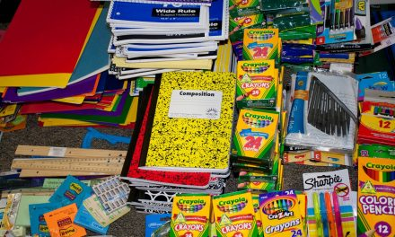 Takoma Park police collecting school supplies for needy students