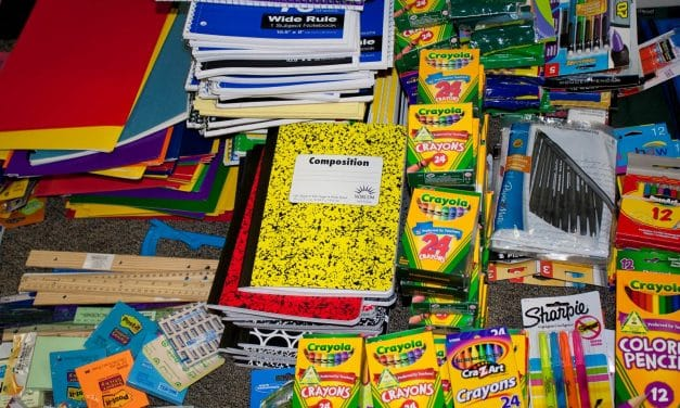 County agencies, other organizations team up to collect school supplies