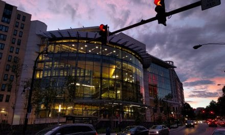 #SourceSunsets: Silver Spring Library