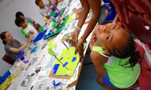 Arts center offering creative camps for kids when schools are closed