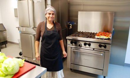 Community kitchen to give small entrepreneurs a boost