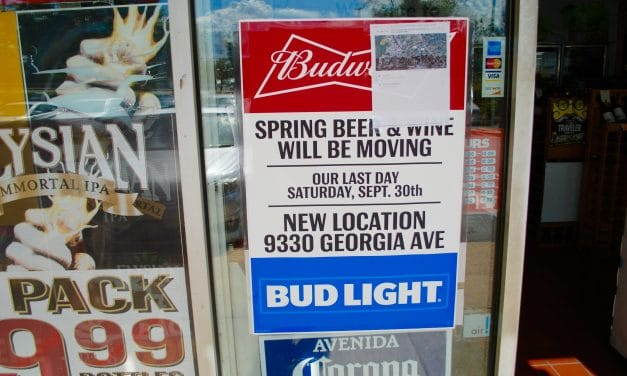 Spring Center businesses closing for Purple Line; Post Office, others stay open for now