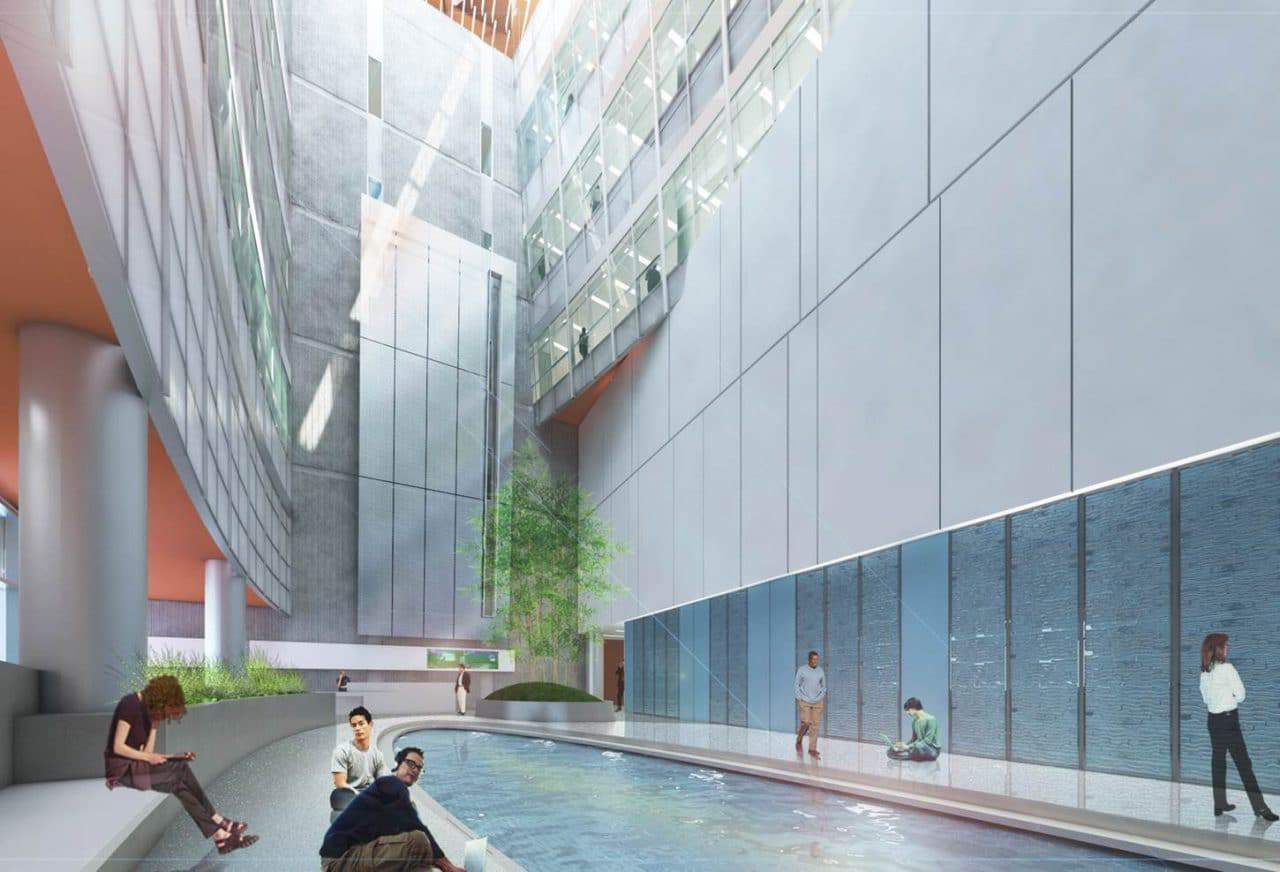 United Therapeutics continues work on new office space