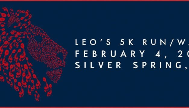 Registration begins for 4th Annual Leo's Run