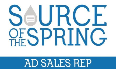 Source is looking for a local ad sales rep
