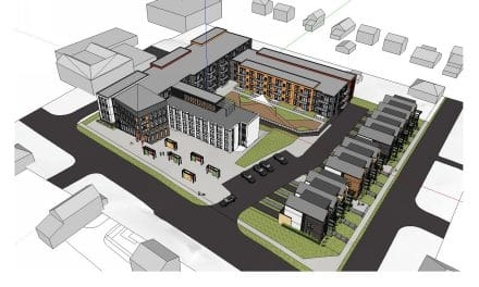 Artspace renderings show planned design of complex