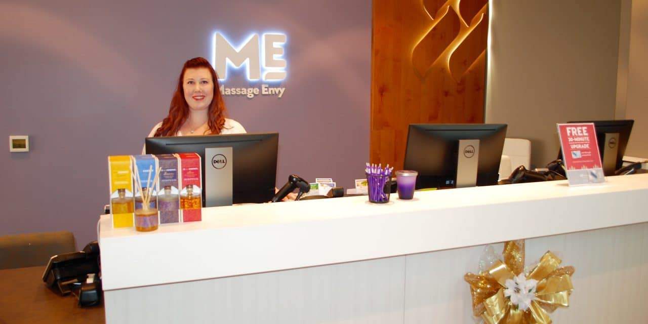 Massage Envy to open Monday in downtown Silver Spring