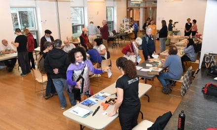 Skill Share event attracts more than 125 attendees