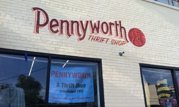 Pennyworth Thrift Shop to Reopen in New Location This Weekend