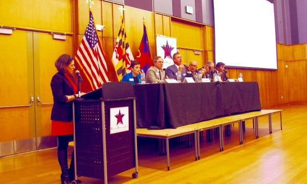 Democratic executive candidates address forum questions