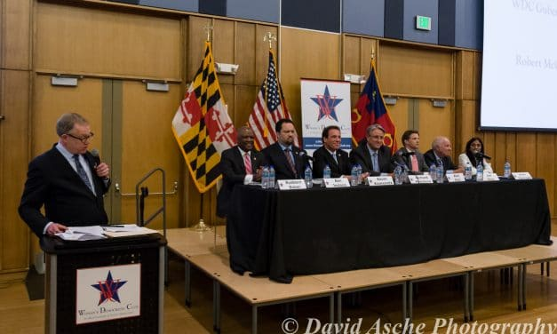A Candidate Forum for Policy Lovers Last Night in Silver Spring
