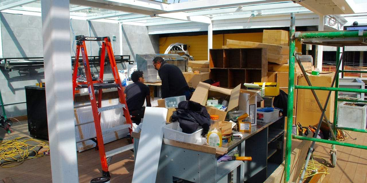Kaldi's Social House rooftop getting completely new enclosure