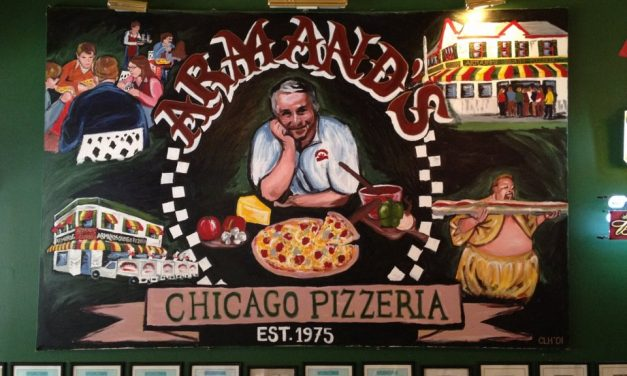 Armand's Chicago Pizzeria in Montgomery Hills Closed