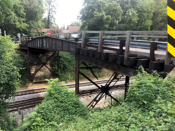 100th Anniversary Celebration of Talbot Bridge Construction Planned