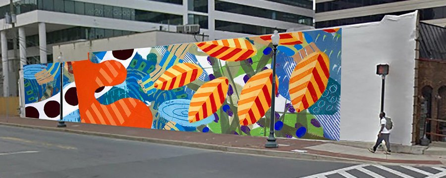Residents Offered Opportunity to Choose Design for New Mural