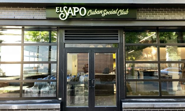 El Sapo Cuban Restaurant to Open Today