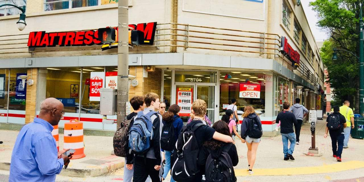Mattress Firm Files for Bankruptcy, Will Close Some Stores