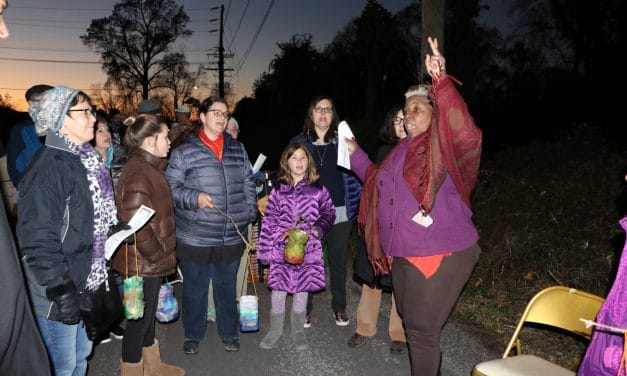 All Ages Attended Talbot Avenue Bridge Lantern Walk