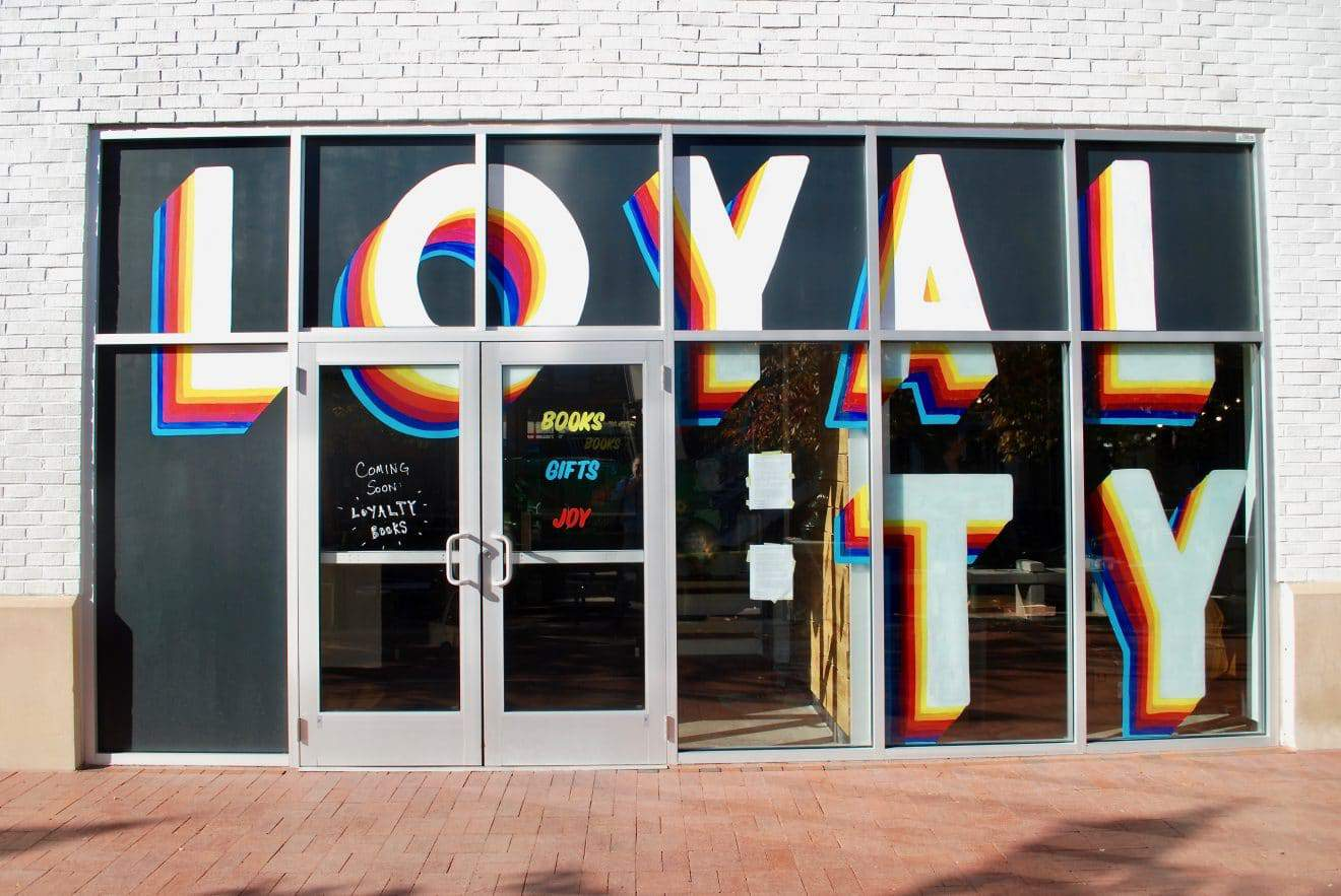 Pop-Up Bookstore Opens Today in Downtown Silver Spring