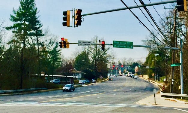 State Plans to Resurface Portion of Colesville Road