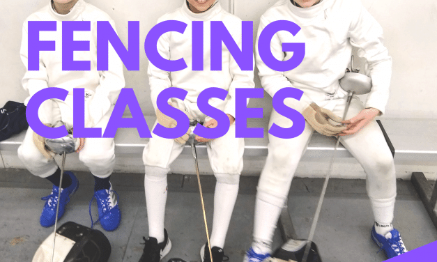 Beginner Fencing Classes at DC Fencers Club