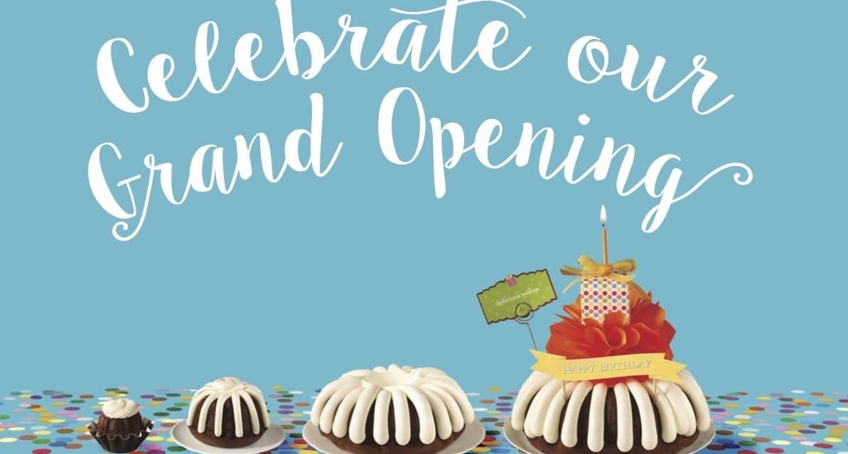 New Bakery Will Hold Grand Opening Celebrations