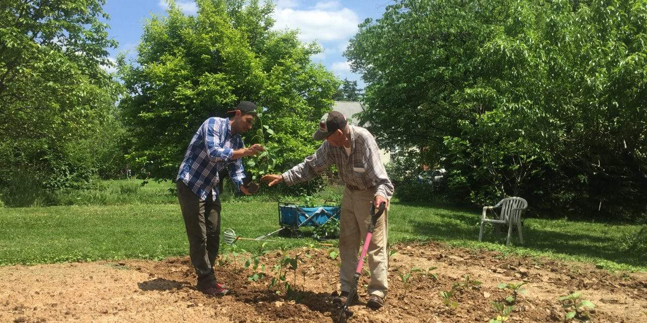 A Tribute to Montgomery County's First Urban Farmer, Mr. Charles Koiner