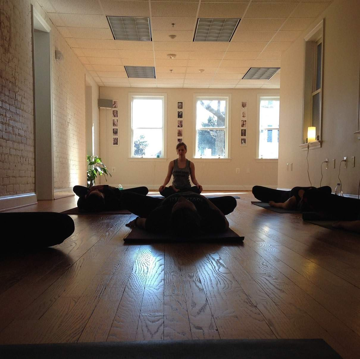 Yoga to Renew & Restore