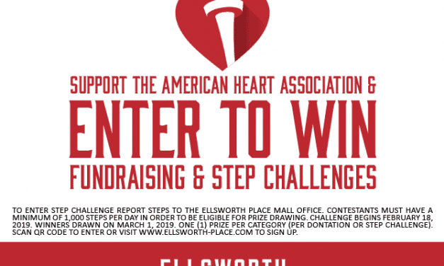 American Heart Association Fundraiser & Step Challenge