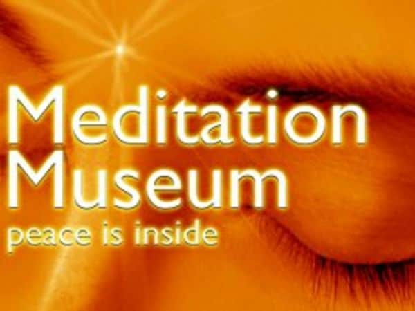 Learn to Meditate - Every Saturday at the Meditation Museum!