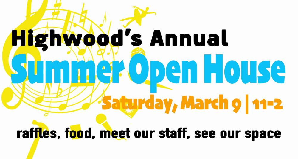 Annual Summer Open House