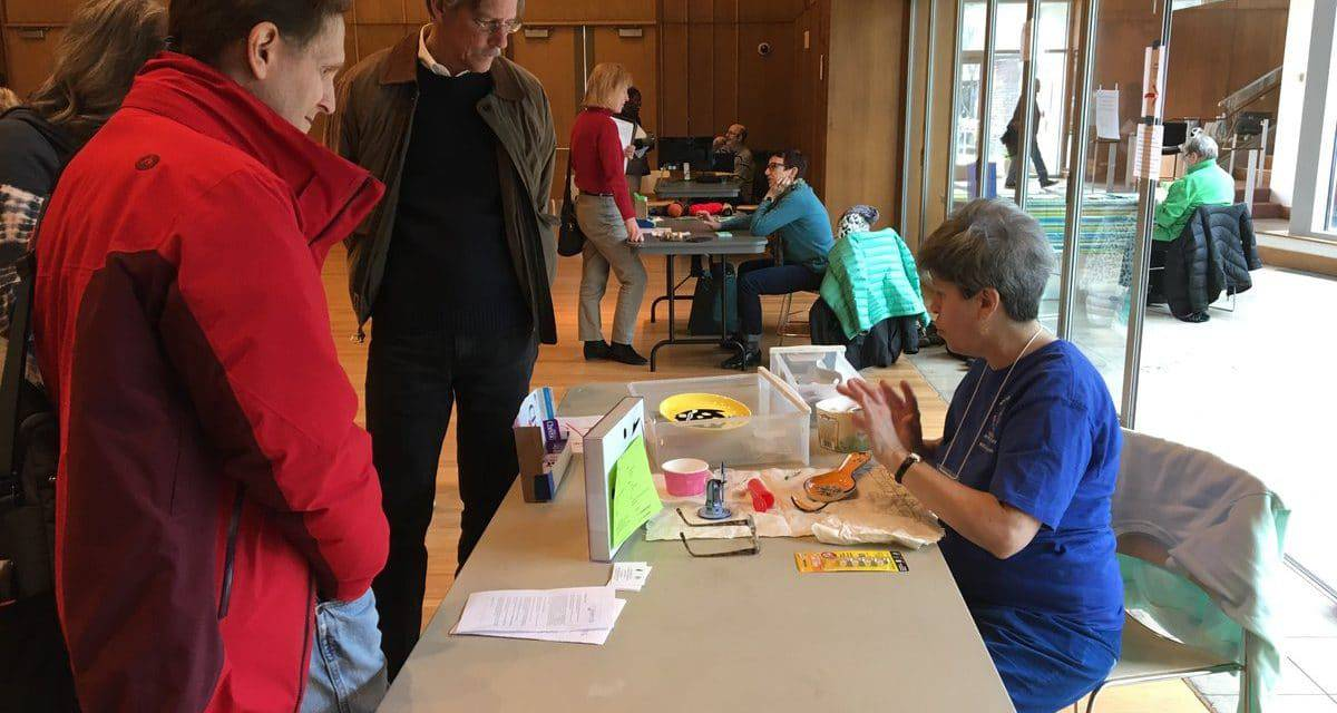 Variety of Expertise Featured at Silver Spring Timebank Skills Share