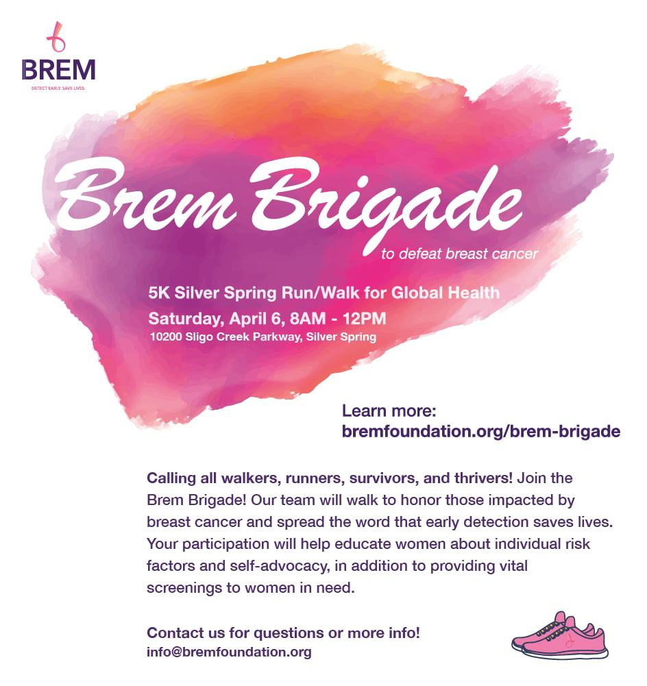 Brem Brigade to Defeat Breast Cancer