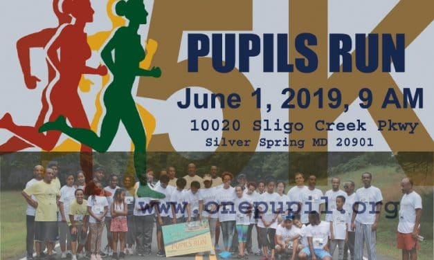 Pupils Run 5K